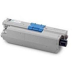 Тонер-картридж для OKI C301, C301dn, C321, C321dn (Cactus CS-O301BK) (черный) - Картридж для принтера, МФУ