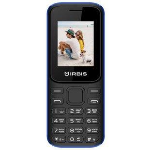 Irbis SF31 (черно-синий) - Мобильный телефонМобильные телефоны<br>Телефон Irbis SF31 - GSM, вес 58 г, ШхВхТ 45.5x113.7x13.6 мм, экран 1.77quot;, 160x128, FM-радио, Bluetooth, фотокамера 0.10 МП, память 32 Мб, аккумулятор 500 мА?ч