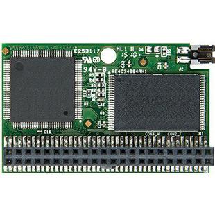 Transcend TS512MPTM820 - Внутренний жесткий диск HDDВнутренние жесткие диски<br>Горизонтальный флэш-модуль, объем 512 Мб, интерфейс PATA 44 pin, тип памяти памяти SLC.