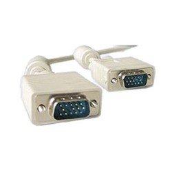 Кабель VGA - VGA 1.8м (Gembird CC-PPVGA-6) - Кабель, переходникКабели, шлейфы<br>Предназначен для устройств с соответствующими разъемами.