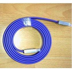 Кабель HDMI 1.4 (m-m) 3м (Buro HDMI19M-19M Flat3) (плоский) - Кабель, переходникКабели, шлейфы<br>Кабель предназначен для передачи цифровых данных.