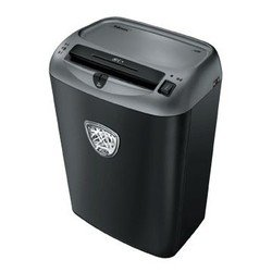 Шредер Fellowes PowerShred 70S (FS-4671101) (черный) - Уничтожитель бумаг, шредер