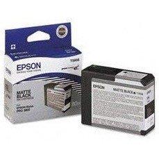 Картридж для Epson Stylus Pro 3800, 3880 (EPT580800) (матовый черный) (80 мл) - Картридж для принтера, МФУКартриджи<br>Совместим с моделями: Epson Stylus Pro 3800, 3880.