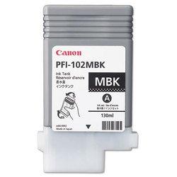 Картридж для Canon imagePROGRAF iPF510, iPF605, iPF610, iPF650, iPF655, iPF750, iPF760, iPF765 (0894B001 PFI-102MBK) (матовый черный) (130 мл) - Картридж для принтера, МФУКартриджи<br>Совместим с моделями: Canon imagePROGRAF iPF510, Canon imagePROGRAF iPF605, Canon imagePROGRAF iPF610, Canon imagePROGRAF iPF650, Canon imagePROGRAF iPF655, Canon imagePROGRAF iPF750, Canon imagePROGRAF iPF760, Canon imagePROGRAF iPF765.