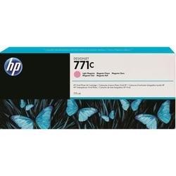 Картридж для HP Designjet Z6600, Z6800, Z6200 (B6Y11A №771C) (светло-пурпурный) (775 мл) - Картридж для принтера, МФУКартриджи<br>Совместим с моделями: HP Designjet Z6600, Z6800, Z6200