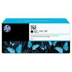 Картридж для HP Designjet T7100, T7200 (CM997A №761) (матовый черный) (775 мл) - Картридж для принтера, МФУКартриджи<br>Совместим с моделями: HP Designjet T7100, T7200.