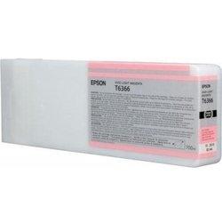 Картридж для Epson Stylus Pro 7700, 7890, 7900, 9700, 9890, 9900 (C13T636600 №T6366) (светло-пурпурный) (700 мл) - Картридж для принтера, МФУ
