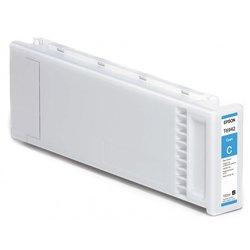 Картридж для Epson SureColor SC-T3000, SC-T5000, SC-T7000 (C13T694200 №T6942) (голубой) (700 мл) - Картридж для принтера, МФУ
