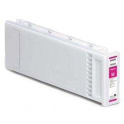 Картридж для Epson SureColor SC-T3000, SC-T5000, SC-T7000 (C13T694300 №T6943) (пурпурный) (700 мл) - Картридж для принтера, МФУ