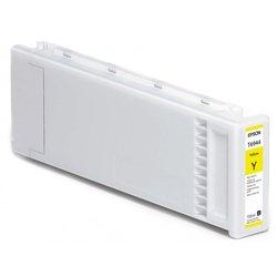 Картридж для Epson SureColor SC-T3000, SC-T5000, SC-T7000 (C13T694400 №T6944) (желтый) (700 мл) - Картридж для принтера, МФУ