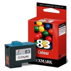 Картридж для Lexmark Color Jetprinter Z55, Z55se, Z65, Z65n, X5150, X6150, X6170 (18LX042E №83) (цветной)  - Картридж для принтера, МФУКартриджи<br>Совместим с моделями: Lexmark Color Jetprinter Z55, Lexmark Color Jetprinter Z55se, Lexmark Color Jetprinter Z65, Lexmark Color Jetprinter Z65n, Lexmark X5150, Lexmark X6150, Lexmark X6170.