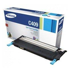 Тонер-картридж для Samsung CLP-310, CLP-310N, CLP-315, CLP-315W, CLX-3170FN, CLX-3175FN, CLX-3175FW (CLT-C409S) (голубой) - Картридж для принтера, МФУКартриджи<br>Совместим с моделями: Samsung CLP-310, Samsung CLP-310N, Samsung CLP-315, Samsung CLP-315W, Samsung CLX-3170FN, Samsung CLX-3175FN, Samsung CLX-3175FW.