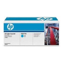 Тонер-картридж для HP Color LaserJet Enterprise CP5520, CP5525dn, CP5525n, CP5525xh (CE271A) (голубой) - Картридж для принтера, МФУКартриджи<br>Совместим с моделями: HP Color LaserJet Enterprise CP5520, HP Color LaserJet Enterprise CP5525dn, HP Color LaserJet Enterprise CP5525n, HP Color LaserJet Enterprise CP5525xh.