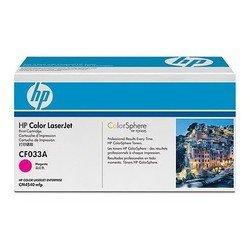 Тонер-картридж для HP Color LaserJet Enterprise CM4540 MFP (CF033A) (пурпурный) - Картридж для принтера, МФУКартриджи<br>Совместим с HP Color LaserJet Enterprise CM4540 MFP.