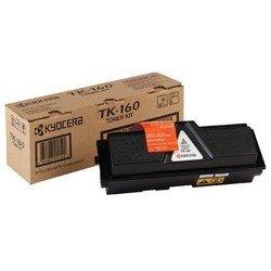 Тонер-картридж для Kyocera FS-1120D (TK-160) (черный) - Картридж для принтера, МФУКартриджи<br>Совместим с Kyocera FS-1120D.