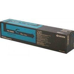 Тонер-картридж для Kyocera TASKalfa 3050ci, 3550ci (1T02LKCNL0 TK-8305C) (голубой) - Картридж для принтера, МФУКартриджи<br>Совместим с моделями: Kyocera TASKalfa 3050ci, Kyocera TASKalfa 3550ci.