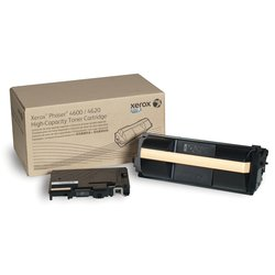 Тонер-картридж для Xerox Phaser 4600, 4600N, 4600DT, 4600DN, 4620, 4620DN, 4620DT (106R01536) (черный) - Картридж для принтера, МФУ