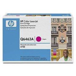 Тонер-картридж для HP Color LaserJet 4730mfp, 4730x, 4730xm, 4730xs (Q6463A) (пурпурный) - Картридж для принтера, МФУКартриджи<br>Совместим с моделями: HP Color LaserJet 4730mfp, HP Color LaserJet 4730x, HP Color LaserJet 4730xm, HP Color LaserJet 4730xs.