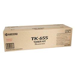 Тонер-картридж для Kyocera KM-6030, KM-8030 (1T02FB0EU0 TK-655) (черный) - Картридж для принтера, МФУ