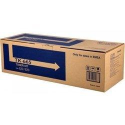 Тонер-картридж для Kyocera TASKalfa 620, 820 (1T02KP0NL0 TK-665) (черный) - Картридж для принтера, МФУКартриджи<br>Совместим с моделями: Kyocera TASKalfa 620, Kyocera TASKalfa 820.