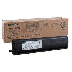 Тонер для Toshiba e-STUDIO 181, 211, 182, 212, 242 (T-1810E-5K) (черный)  - Тонер для принтераТонеры для принтеров<br>Совместим с моделями: Toshiba e-STUDIO 181, 211, 182, 212, 242.