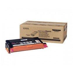 Тонер-картридж для Xerox Phaser 6180, 6180mfp (113R00720) (пурпурный)  - Картридж для принтера, МФУ