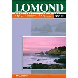 Фотобумага матовая A3 (100 листов) (Lomond 0102012)  - БумагаОбычная, фотобумага, термобумага для принтеров<br>Предназначена для печати цифровых фотографий с максимальным разрешением.