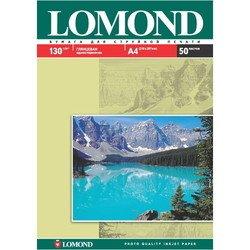 Бумага глянцевая A4 (50 листов) (Lomond 0102017)  - БумагаОбычная, фотобумага, термобумага для принтеров<br>Предназначена для высококачественной печати с максимальным разрешением.