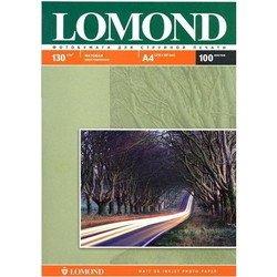 Фотобумага матовая A4 (100 листов) (Lomond 0102004)  - БумагаОбычная, фотобумага, термобумага для принтеров<br>Предназначена для печати цифровых фотографий с максимальным разрешением.