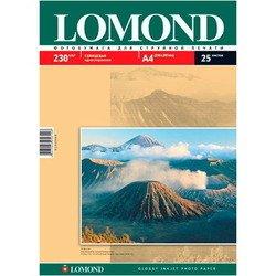 Фотобумага глянцевая A4 (25 листов) (Lomond 0102049)  - БумагаОбычная, фотобумага, термобумага для принтеров<br>Предназначена для печати цифровых фотографий с максимальным разрешением.