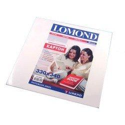 Двухсторонний самоклеящийся картон 330 х 440 мм (20 листов) (Lomond 1513002)  - БумагаОбычная, фотобумага, термобумага для принтеров<br>Предназначен для высококачественной струйной печати.