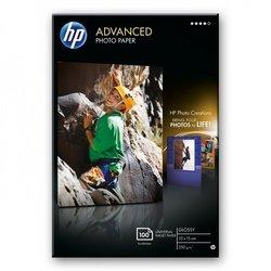 Фотобумага глянцевая 10 x 15 см (100 листов) (HP Q8692A)  - БумагаОбычная, фотобумага, термобумага для принтеров<br>Фотобумага предназначена для высококачественной печати с максимальным разрешением.
