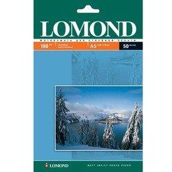 Фотобумага матовая A5 (50 листов) (Lomond 0102068)  - БумагаОбычная, фотобумага, термобумага для принтеров<br>Предназначена для печати цифровых фотографий с максимальным разрешением.