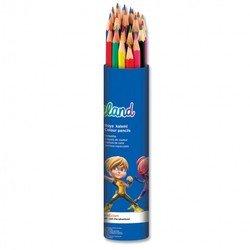 Карандаши цветные Adel 3мм (ADELAND 211-2360-103) (24 цвета) - Цветной карандашЦветные карандаши<br>Заточенные цветные карандаши ярких и насыщенных цветов.