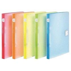 Папка с зажимом Kokuyo WE-FU320 (синий) - Папка с зажимамиПапки с зажимами<br>Папка с зажимом Kokuyo WE-FU320 - A4, корешок 20мм