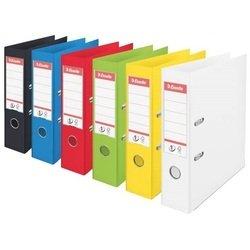 Папка-регистратор Esselte №1 Power (зеленая) - Папка-регистраторПапки-регистраторы<br>Папка-регистратор Esselte №1 Power формата А4, 75мм, пластик