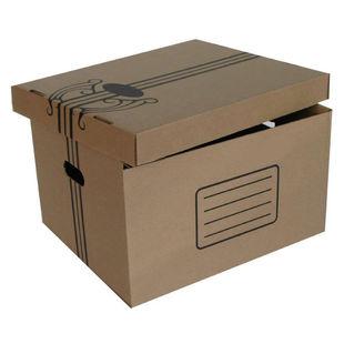 Короб для переезда Бюрократ AC-11 микрогофрокартон съемная крышка коричневый - Короб архивный (микрогофрокартон)Короба архивные (микрогофрокартон)<br>Вес (кг) 0.65, Объем (м3) 0.00739