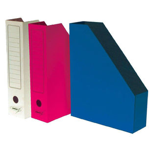 Лоток вертикальный Бюрократ KNA-75 микрогофрокартон 75мм ассорти - Короб архивный (микрогофрокартон)Короба архивные (микрогофрокартон)<br>Вес (кг) 0.083, Объем (м3) 0.00076