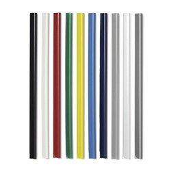 Скрепкошина Durable Spine Bars 100шт/уп max 30 листов 13 мм пластик красный - Обложка ДелоОбложка Дело<br>Вес (кг) 1.2, Объем (м3) 0.003