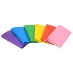 Визитница Бюрократ Tropic TR120K 120 карточек пластик 0.5мм ассорти - ВизитницаВизитницы<br>Вес (кг) 0.059, Объем (м3) 0.00015