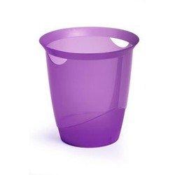 Durable Trend 16 л (фиолетовый) - Корзина для бумаг