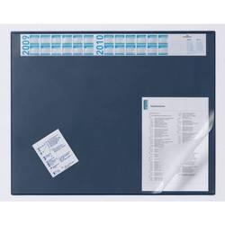 Настольное покрытие Durable с прозрачным верхним листом с календарем 52*65 см синий - Настольное покрытиеНастольные покрытия<br>Вес (кг) 0.67, Объем (м3) 0.0024