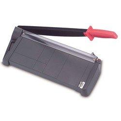 Резак сабельный KW-trio 13300 мощность 7 листов формат А4 пластиковая база - Резак