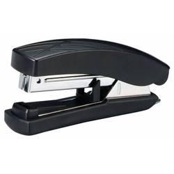 Степлер до 10 листов (KW-trio 5275 Bias Flat Clinch) (черный) - СтеплерСтеплеры, скобы, антистеплеры<br>Использование скоб №10, уменьшение высоты стопы сшитых документов до 30%.