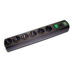 Сетевой фильтр Most RG 2м (6 розеток) (черный) - Сетевой фильтр