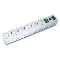 Сетевой фильтр Most RG 5м (6 розеток) (белый) - Сетевой фильтр
