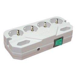 Сетевой фильтр Most CRG 2м (6 розеток) (белый) - Сетевой фильтр