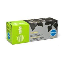 Картридж для HP Color LaserJet 1500, 1500L, 1500N, 1500TN, 2500, 2500L, 2500LN, 2500N, 2500TN (Cactus CS-C9702A) (желтый) - Картридж для принтера, МФУ