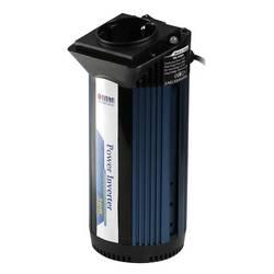 Titan HW-140W8 - Автомобильный инверторАвтомобильный инвертор (автоинвертор)<br>Выходная мощность 140 Вт, выходное напряжение (АС) 230 В, коэффициент полезного действия 95%, защита от перегрузок, одна розетка, порт USB.