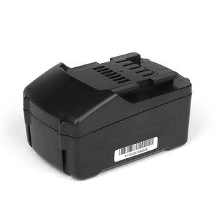 Аккумулятор для инструмента Metabo ASE 18, ASE 18 LTX, BF 18 LTX 90 Series (3000mAh 18V) (TopON TOP-PTGD-MET-18-3.0) - АккумуляторАккумуляторы и зарядные устройства<br>Аккумулятор для электроинструмента Metabo ASE 18, ASE 18 LTX, BF 18 LTX 90 Series. 18V 3.0Ah (Li-Ion). PN: 6.25455, 625455000, 6.25457, 6.25459, 6.25468, 6.25469, 6.25499, 6.25527.